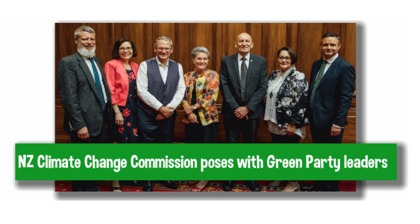 National Party needs to lead on scrutiny of Ardern's Climate Change Commission