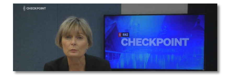 Progressives at Radio NZ promoting their personal anti-Christian agendas