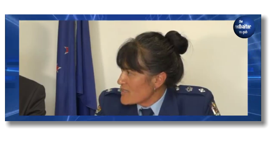 "NZ Deputy Police Commissioner- gun laws are only for ""compliant"" people"