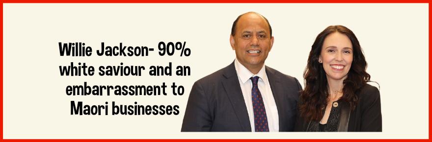 Willie Jackson says Maori businesses need special treatment