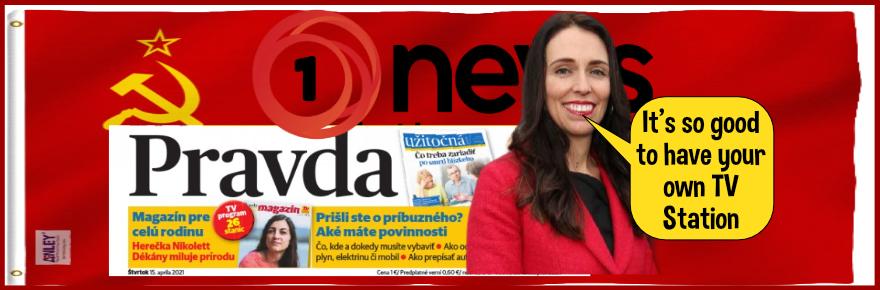 Abject Propaganda on Three Strikes Law from Pravda One