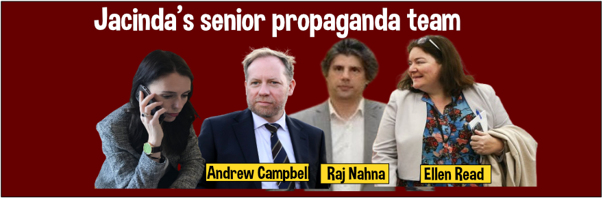 Ardern's ruthless and efficient manipulation of media