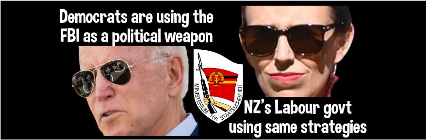Tucker Carlson, Democrats have politicised FBI- NZ should heed this warning
