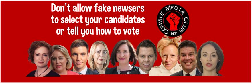 The Utter Insidious Evil of the NZ Mainstream Media